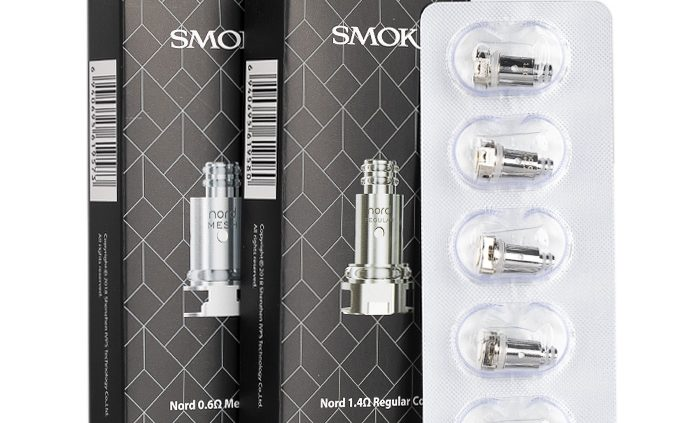 Smok Nord Replacement Coils - The Go-To Companion of The Smok Nord